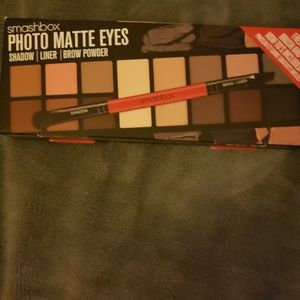 Smashbox Photo Matte Eyes-Palette